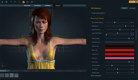 3d character creator fuse character creator filesilo co uk