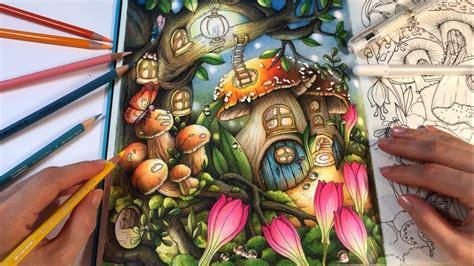 tenderful enchantments part 3 the mushroom fairy house cheng youtube
