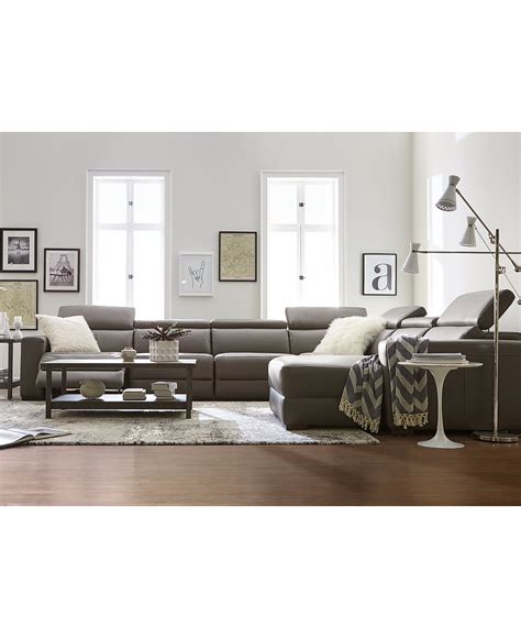 sofas living room sofas design by macys sectional