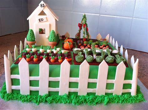 vegetable garden cake tuintaart vegetable