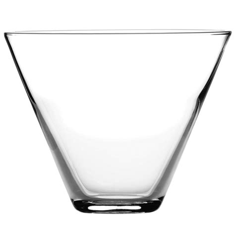 stemless martini glasses stemless martini glasses 14 1oz 400ml libbey glasses
