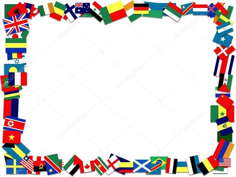 intern europe flags of the world page border www imgkid the