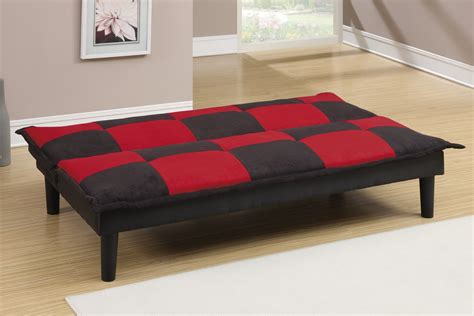 sofa beds fabric red fabric twin size sofa bed steal a sofa furniture