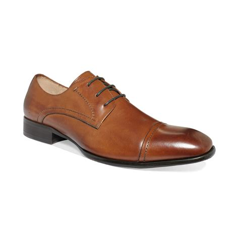 kenneth cole shoes kenneth cole make room captoe shoes in brown for
