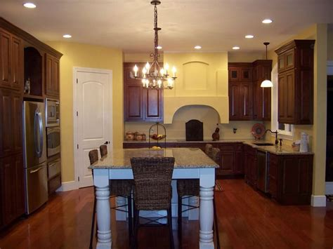make your house a home modern looks kitchen wall colors with cherry cabinets