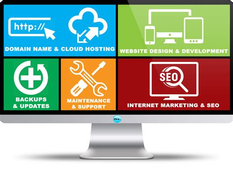 logo website design package website maintenance packages web design company in michigan