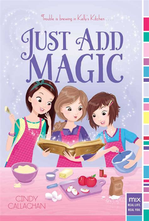 biography book club picks just add magic ebook by cindy callaghan official