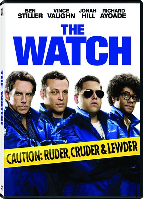 film blu watch the watch dvd release date november 13 2012