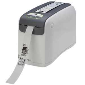 Printer Zebra Hc100 zebra hc100 wristband printer patient wristbands