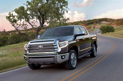 toyota tundra 2018 toyota tundra reviews and rating motor trend