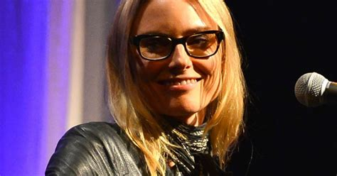 Time Stand Still Live by Aimee Mann Duets With James Mercer On Kimmel Rolling Stone