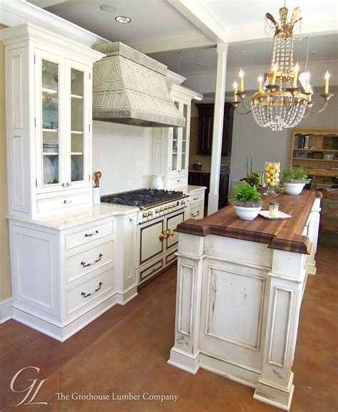 kitchen island wood countertop walnut wood countertop kitchen island new orleans louisiana