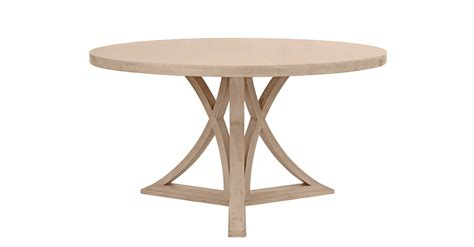 Floyd Round Dining Table How Should A Dining Table Be
