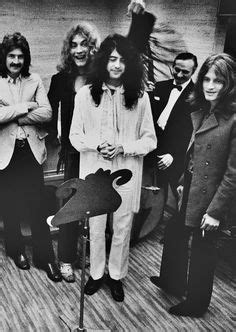 "Led Zeppelin: Rarely Seen Photos From ""Good Times, Bad"