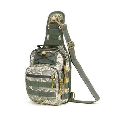 tactical molle pack molle tactical sling chest bag assault pack messenger