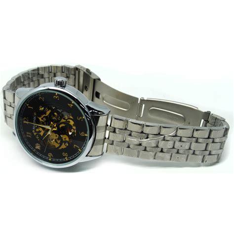 Jam Tangan Ess Mechanical Wm444 ess jam tangan mechanical wm477 478 black silver