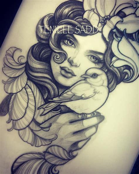 tattoo drawings instagram 2 281 likes 15 comments teniele sadd teniele on