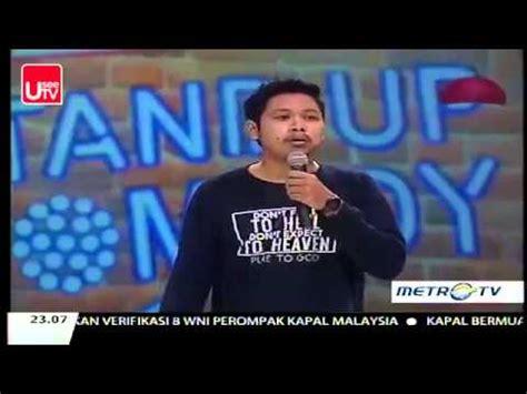 Edisi Ramadhan Muslim 1 by Stand Up Comedy Show Tretan Muslim 20 Juni 2015 Edisi