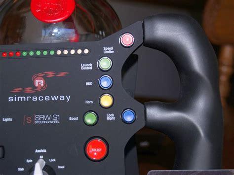Srw S1 Desk Mount by Steelseries Simraceway Srw S1 Steering Wheel Review