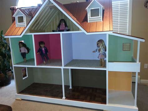 diy 18 inch doll house custom built american 18 inch doll house one of a american doll houses