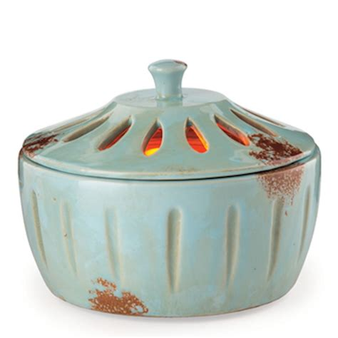 candel warmer mediterranean candle aire fan fragrance warmer by candle