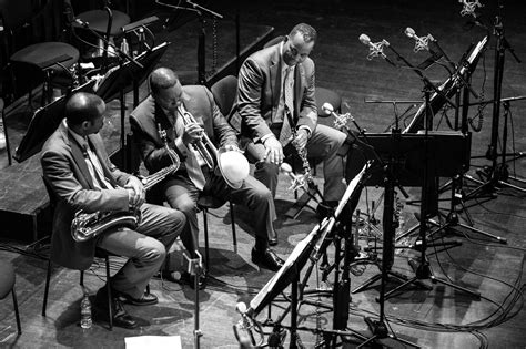 biography of famous jazz musicians jazzfest review jazz at lincoln center orchestra with