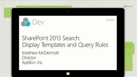 search extensibility in sharepoint 2013 microsoft ignite