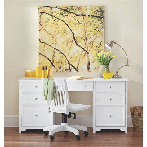 home depot home decorators collection home decorators collection oxford white desk 0151200410