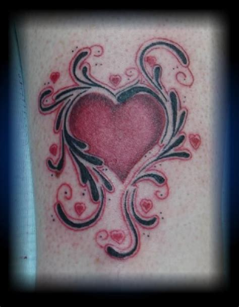 heart tattoo in color by byron quot calavera quot rodriguez me