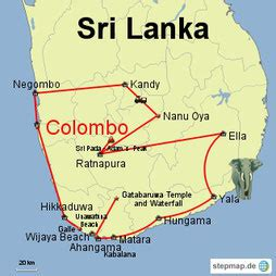 12 Months Mba In Sri Lanka by Sri Lanka 2 Months Roundtrip Lupesi Travel Routes