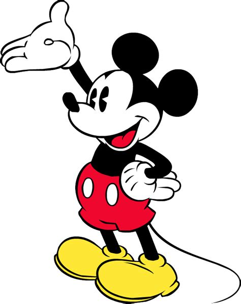 mickey mouse free clip clipart best