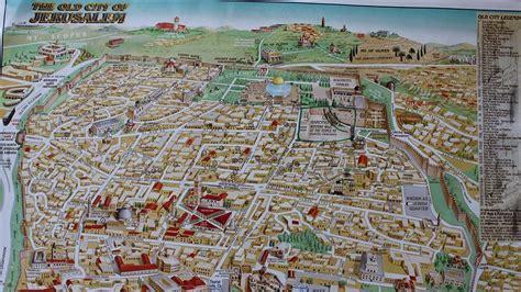 city jerusalem map israel removes key from jerusalem s city map