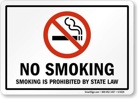 no smoking sign law connecticut no smoking signs sku s 9429