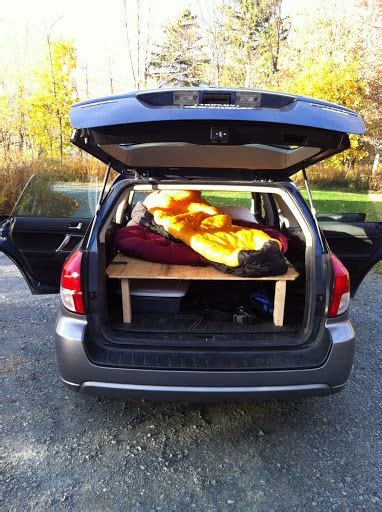 ultimate car camping diy gear images