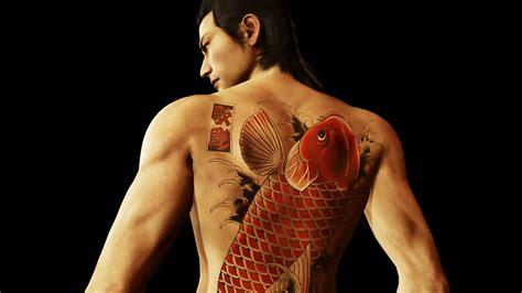 yakuza zero tattoo video game releases for august 2017 polygon