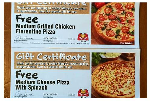 marco's pizza coupon code feb 2018