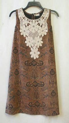 Dress Bali Renda klambi batik on 184 pins