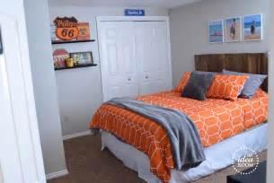 Boy s room reveal the idea room