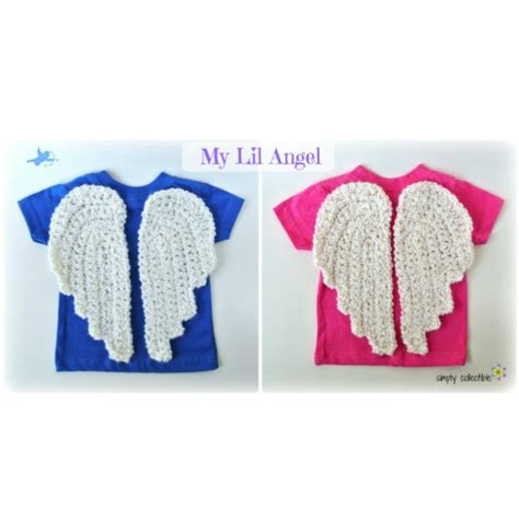 amigurumi wings pattern this free crochet pattern makes angel wings perfect for