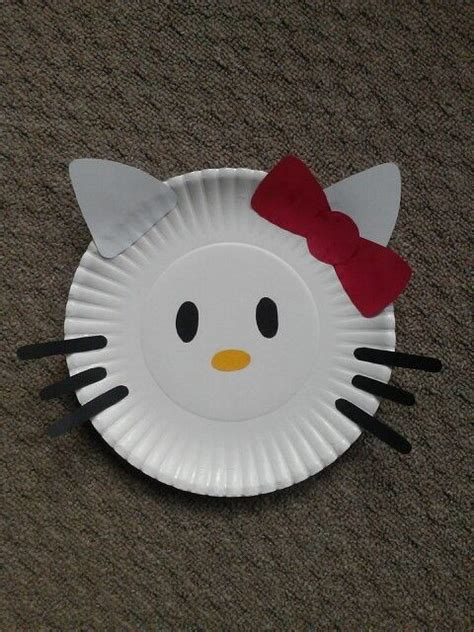 craft work with paper plates find craft ideas