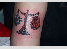 Libra Tattoos Designs, Ideas and Meaning | Tattoos For You Tribal Hand Tattoo Designs