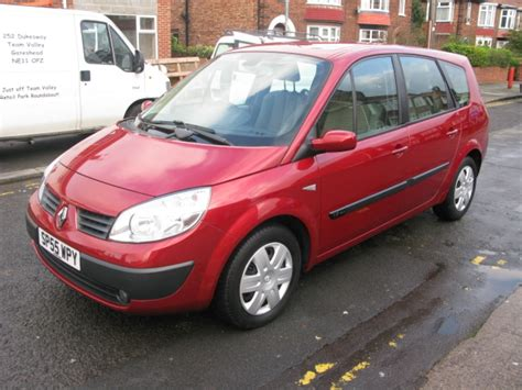 renault scenic 2005 tuning 2005 renault grand scenic pictures information and