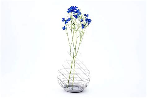 Metal Vases For Flowers by Imaginative Flower Vases Showcase The Of Metal