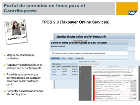 portal de servicios al contribuyente tax and revenue management linked in en espa 241 ol