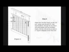 Bassinet Next To Bed Graco Lauren Crib Assembly Instructions Youtube