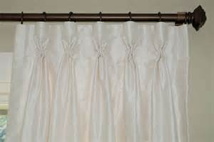 pleat drapery goblet pleat drapes curtains custom made to your exact