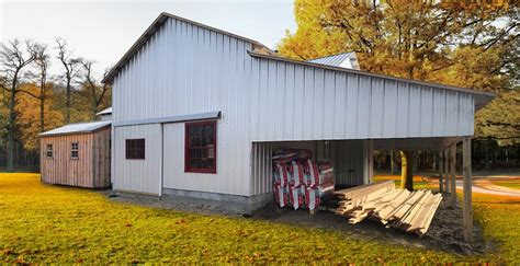 view  wq wood storage area sheds quebec west