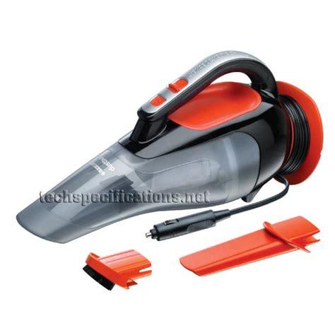 Vacuum Cleaner Mobil Di Semarang black decker adv1210 dustbuster auto vac specs