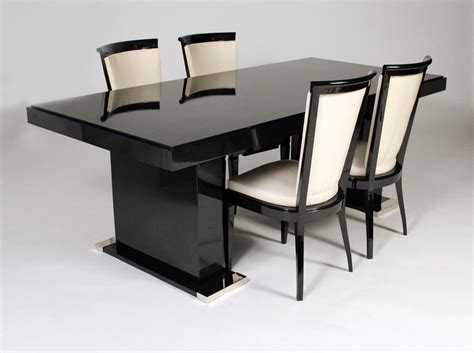 lacquer dining room furniture black lacquer dining room furniture 9428