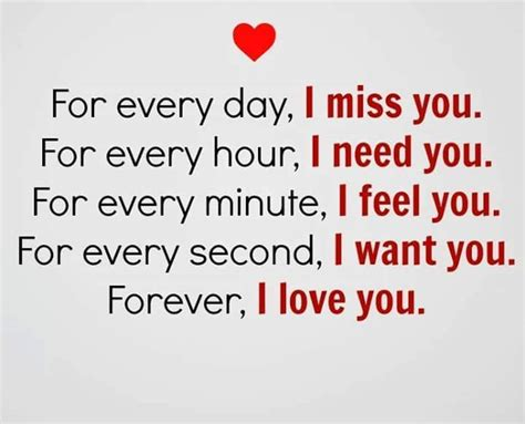 I Need You Meme - forever i love you every day never i miss you short